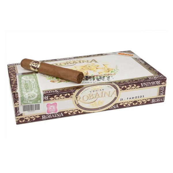 Vega Robaina Famosos box