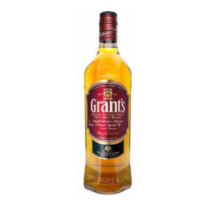 whisky Grant's the family reserve