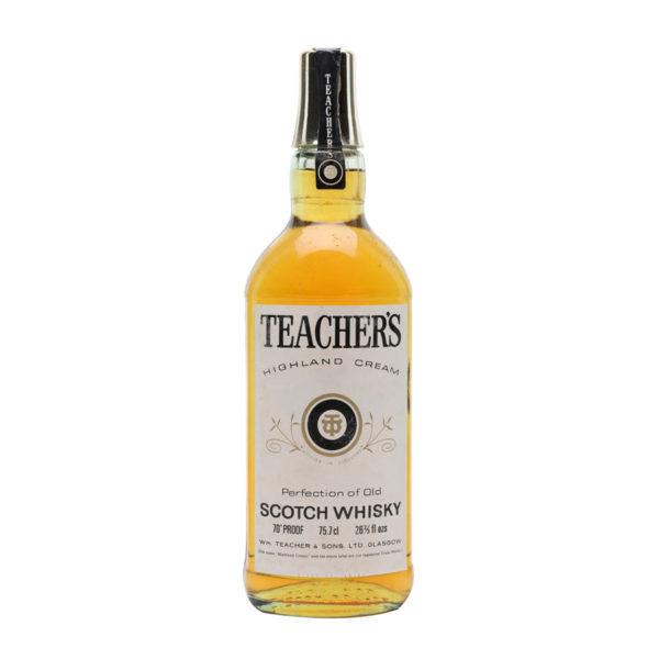 whisky Teacher's