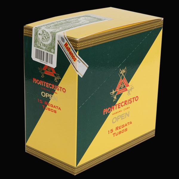 montecristo open regata box