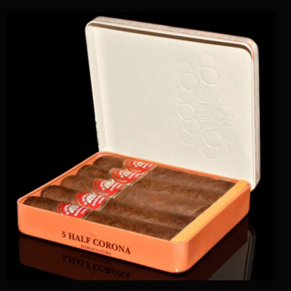 h upmann half coronas box