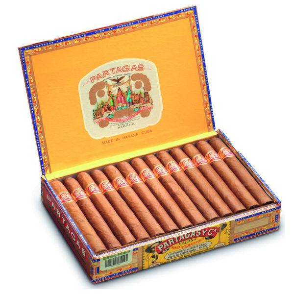 partagas petit coronas especial box
