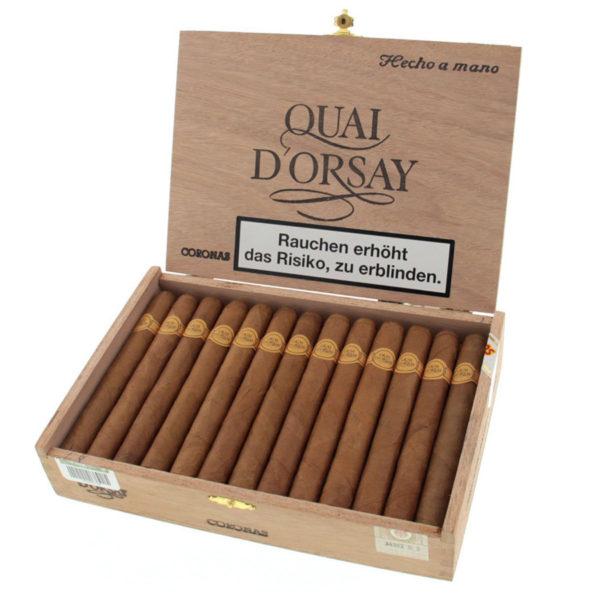 quai dorsay coronas box