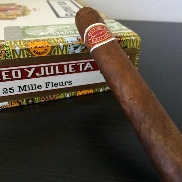 romeo y julieta mille fleurs box