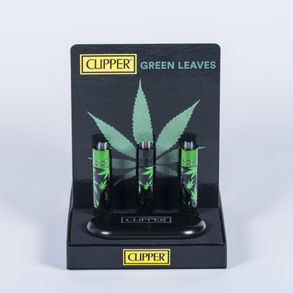 clipper green leaves