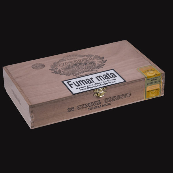 condal robusto box 25