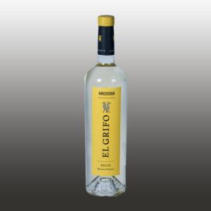 el grifo vino blanco seco