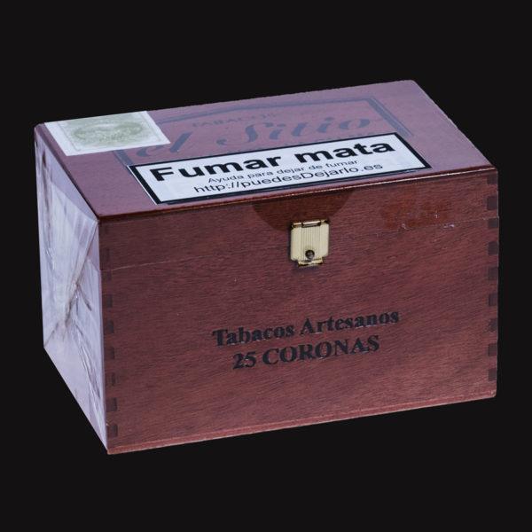 el sitio coronas box 25