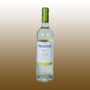 frontos vino blanco afrutado