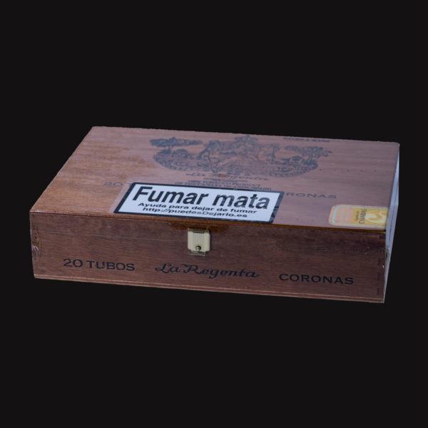 la regenta coronas box 20 tubos