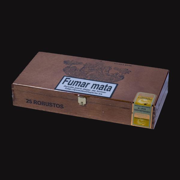la regenta robustos box 25