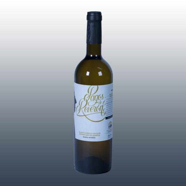 pagos reveron vino blanco albillo criollo