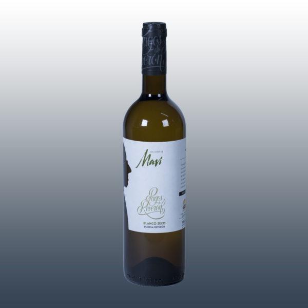 pagos reveron vino mavi blanco seco