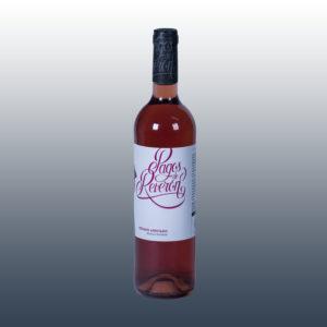 pagos reveron vino rosado afrutado