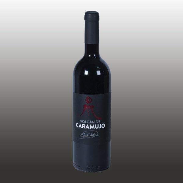 volcan de caramujo vino tinto