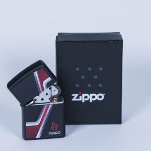 zippo lineas abstractas