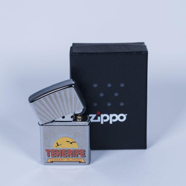 zippo tenerife